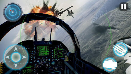 Aircraft Combat:Modern War planes hack tool