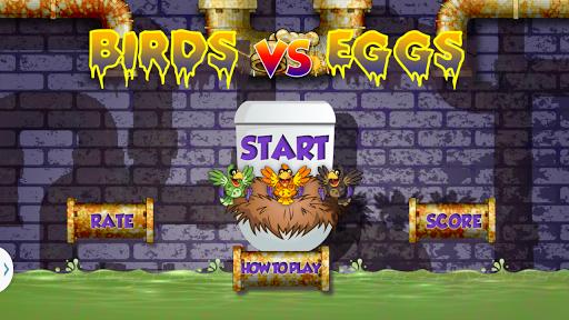 Birds vs. Eggs
