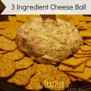 3 Ingredient Cheese Ball