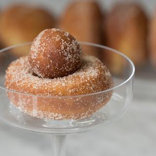 Brioche Doughnuts / Brioche Beignets