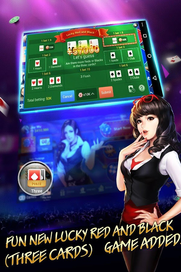 Boyaa Texas Poker- screenshot