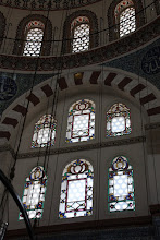 Photo: Day 115 - The Wndows in The Rustem Pasa Mosque #2