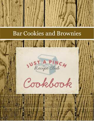 Bar Cookies and Brownies