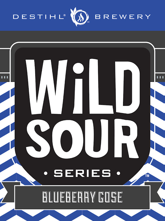 Logo of DESTIHL Wild Sour Series: Blueberry Gose