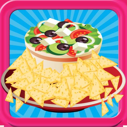 玉米片制造商 - 疯狂厨师 休閒 App LOGO-APP開箱王