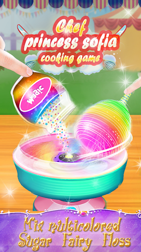 ud83dudc69ud83cudf73 Princess sofia : Cooking Games for Girls 1.0 Screenshots 2
