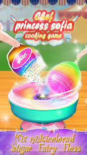👩🍳 Princess sofia : Cooking Games for Girls App Latest Version  Download For Android 2