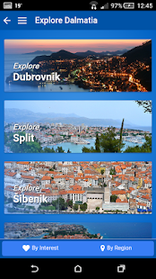 Explore Dalmatia- screenshot thumbnail
