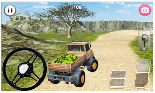 Truck Cargo Delivery Simulator