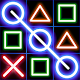 Download Tic Tac Toe Glow Machine For PC Windows and Mac