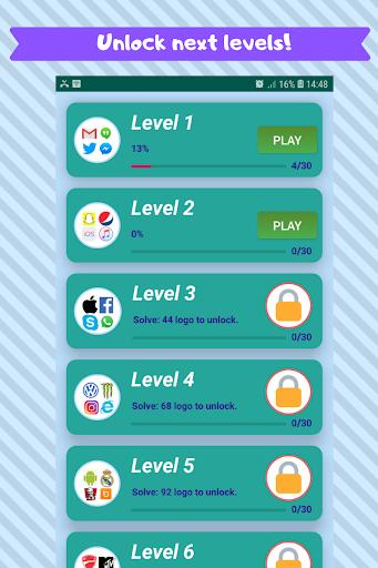 Logo Quiz Game 2019 2.44 screenshots 3