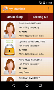 Gujjumatch screenshot