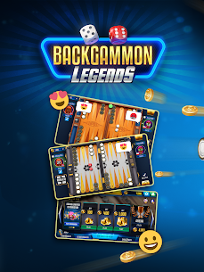 Backgammon Legends – online with chat App Download For Android 6