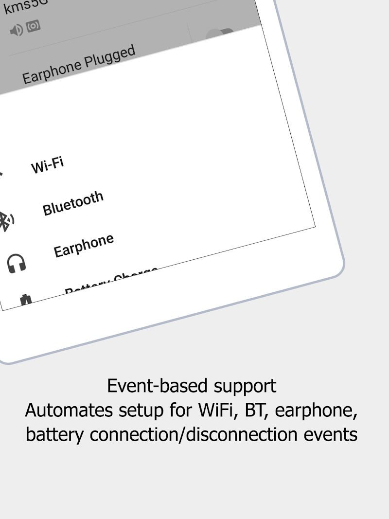Autoset - Android Automation Device Settings Screenshot 10