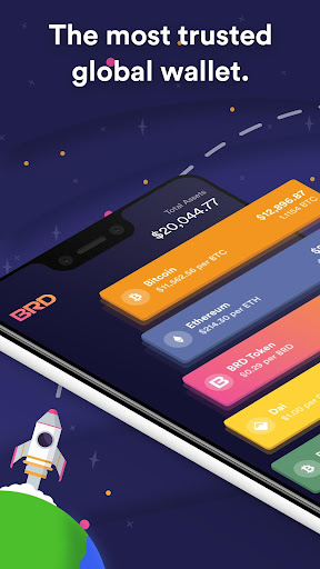 BRD Bitcoin Wallet. Cryptocurrency, Bitcoin Cash 4.4.3 Screenshots 1