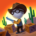 Western Sniper: Wild West FPS icon