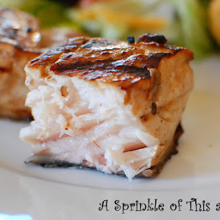 Floridian Foodie Series - Grilled Swordfish.