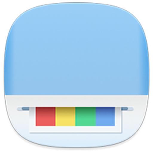 Mobile Photo Printer Icon