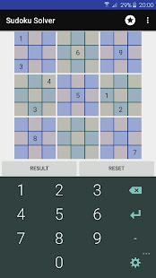 EZ Sudoku Solver - náhled