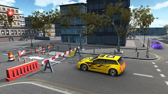Car Parking Drive Simulator - náhled
