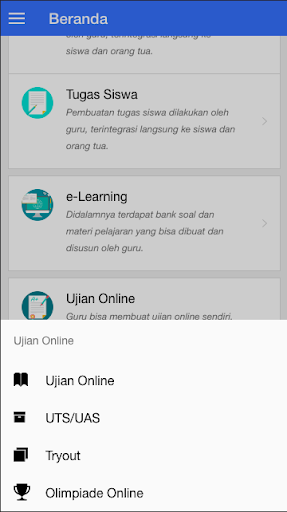 SMPN 10 PALEMBANG screenshot 1