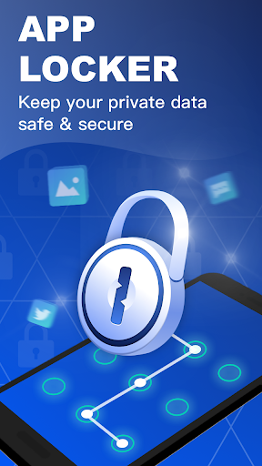 Screenshot for Super Fast Cleaner - Antivirus & Booster & Cleaner in United States Play Store