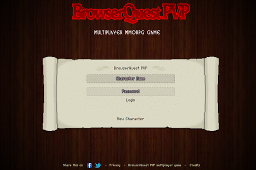 BrowserQuest PVP