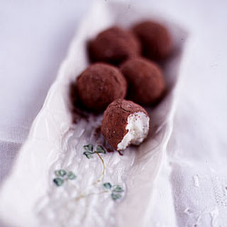 Chocolate Coconut Balls.