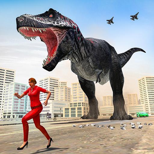Dinosaur Rampage Simulator 2020