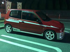 アルト HA11S ワークスi スーパー通勤快速号のカスタム事例画像 りぽびたんさんの2019年06月09日20:03の投稿