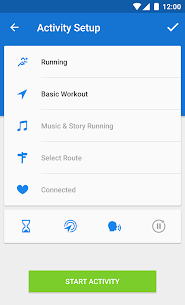 Runtastic PRO Running, Fitness 7.5.1 [Unlocked] Cracked Apk 7
