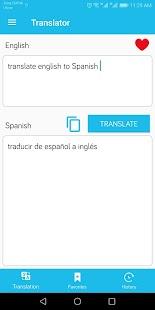 Translate It - English Language Translator Screenshot