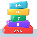 Cube Tower 3D icon