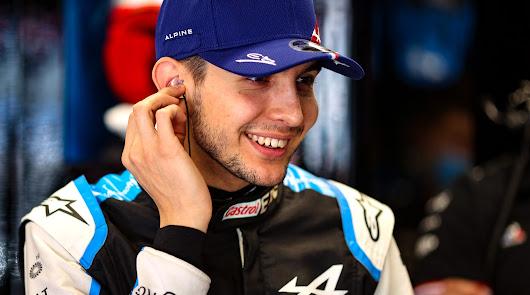 Esteban Ocon y Alpine F1, continuarán juntos hasta 2024