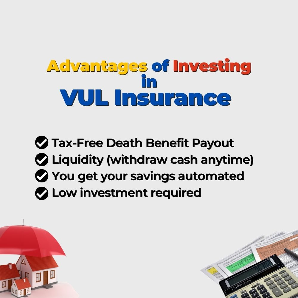 Advantages of Investing in VUL - Filipino Homes