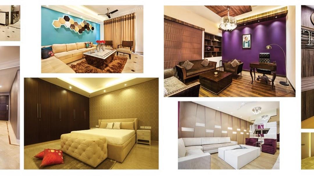 Total Interiors Solutions Furniture Store In Gurugram