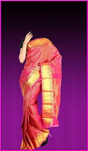Pattu Saree Photo Suit screenshot 15
