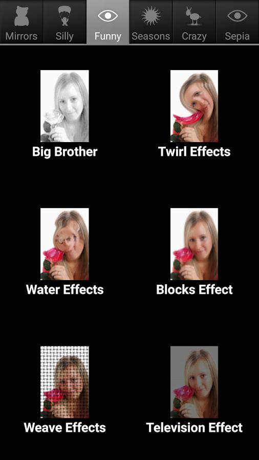 Photo Effects- screenshot