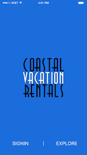Coastal Vacation Rentals- screenshot thumbnail