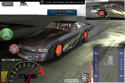 Ev3 drag racing