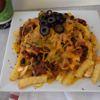 Chili Beef Cheese Fries Recipes