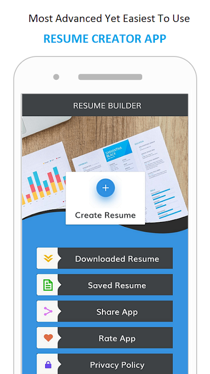 Resume Builder Free Creative Cv Maker App Android Aplikasi Appagg
