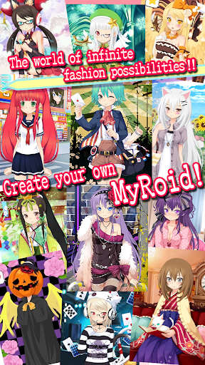 MOE Can Change! ~Me & MyRoid~ apkmr screenshots 5
