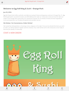 Tải Game Egg Roll King & Sushi