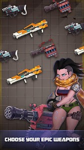Robot Assassin: Bullet Fight 2.12 (Mod Money)