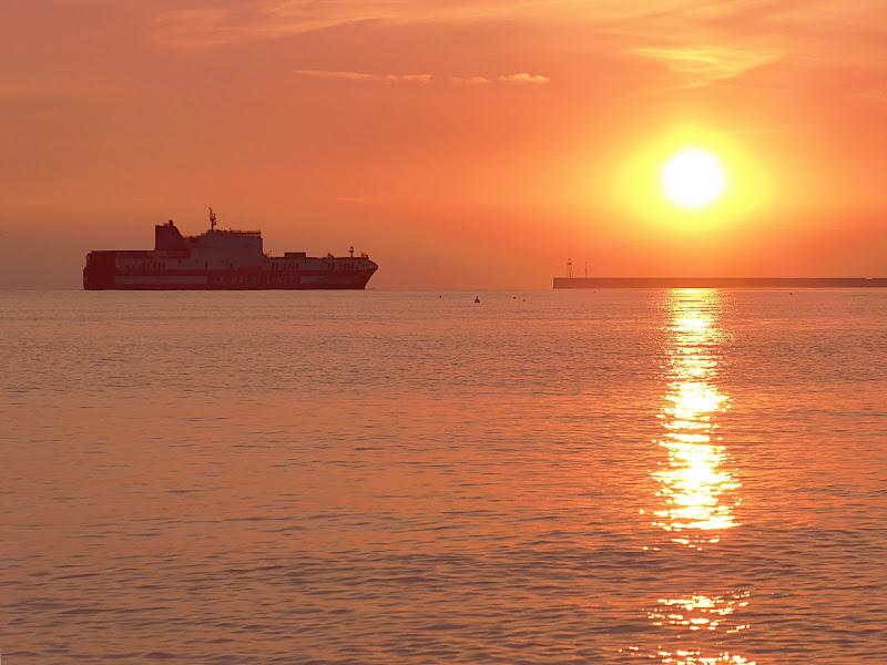 Il traghetto della sera di Dariagufo