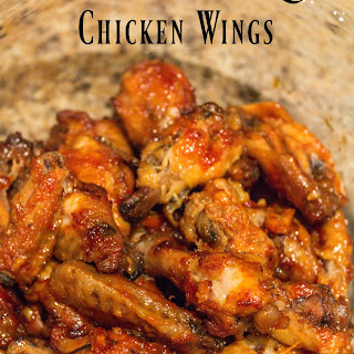 Crock-Pot BBQ Chicken Wings.