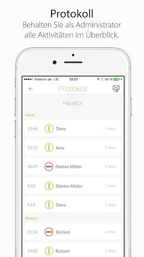 Danalock Premium 1.85 Screenshots 3