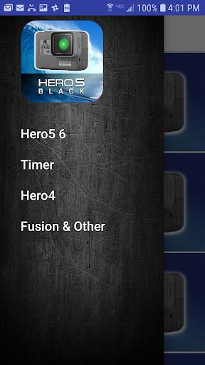 Hero 5 Black from Procam screenshot 1