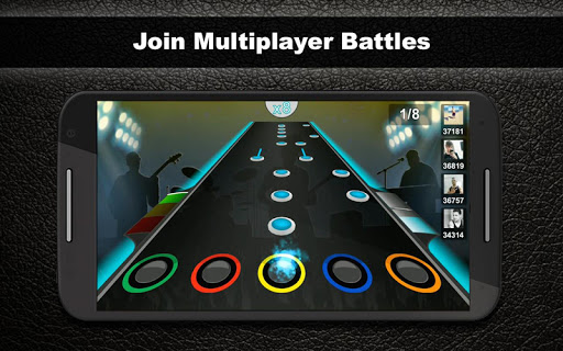 Guitar Flash 1.73 APK MOD screenshots 1
